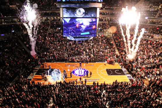 The Brooklyn Nets: Family Fun Just Eight Minutes Away By Subway
