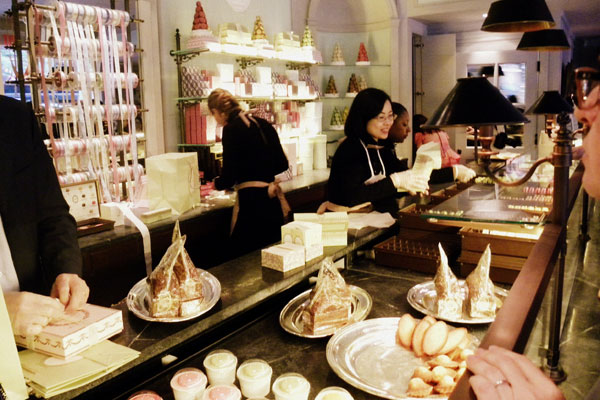 Ladurée Bringing Heavenly French Pastries to SoHo