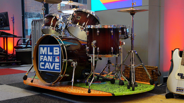 Cave Dwellers and Local Artists Move into MLB's Hotspot