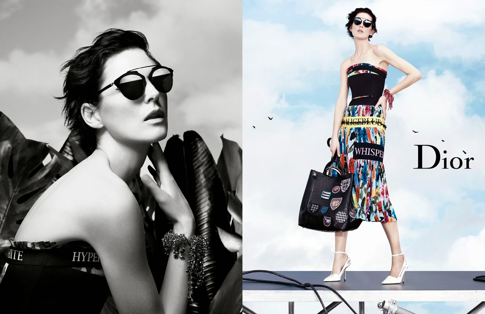 best fashion ad campaigns for spring 2014 downtown magazine