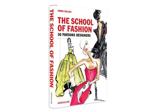 Parsons' Dean Simon Collins' Book Spotlights The School's Fashion Success Stories