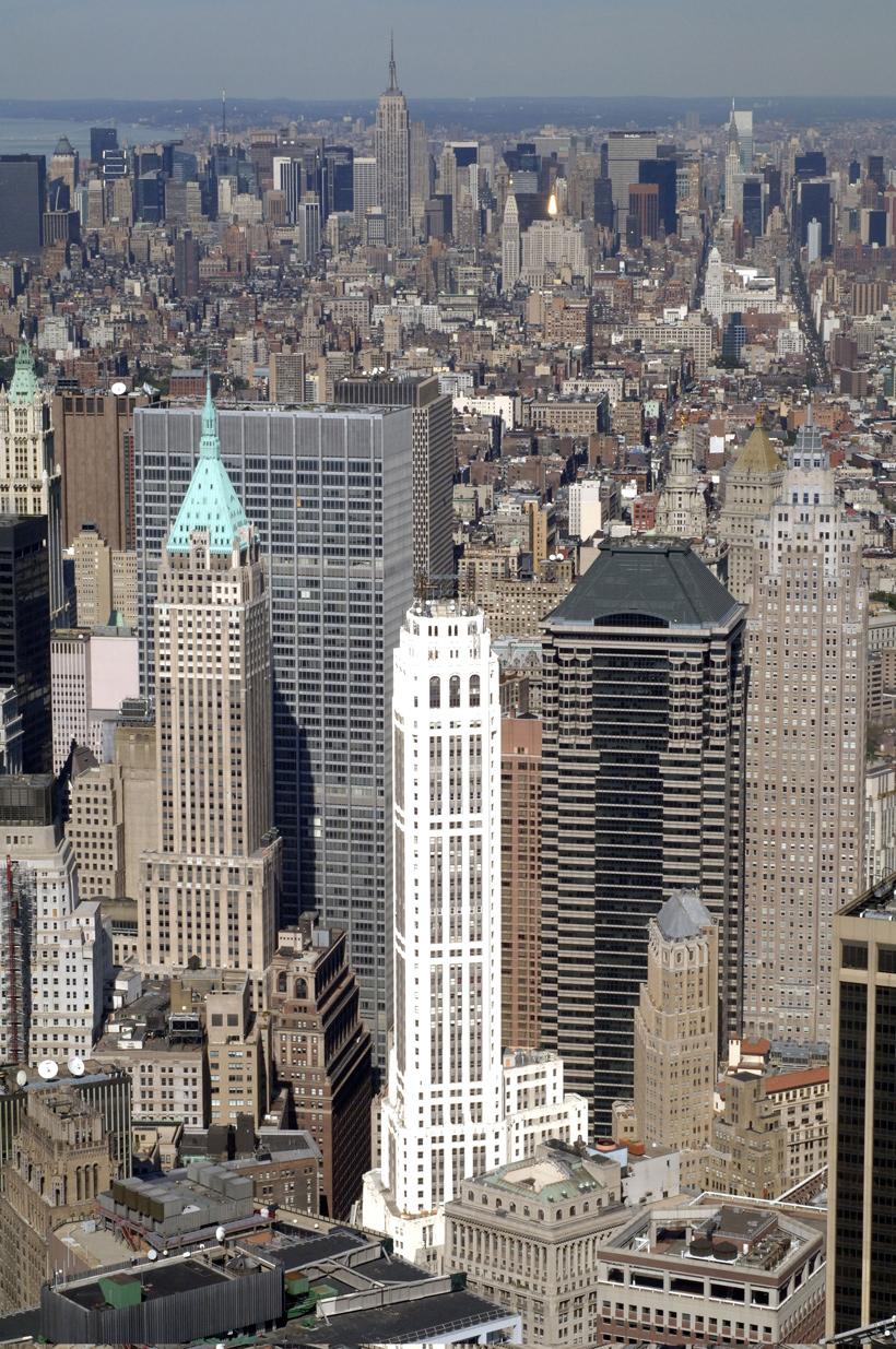 Landmark Skyscraper Receives $240 Million Loan