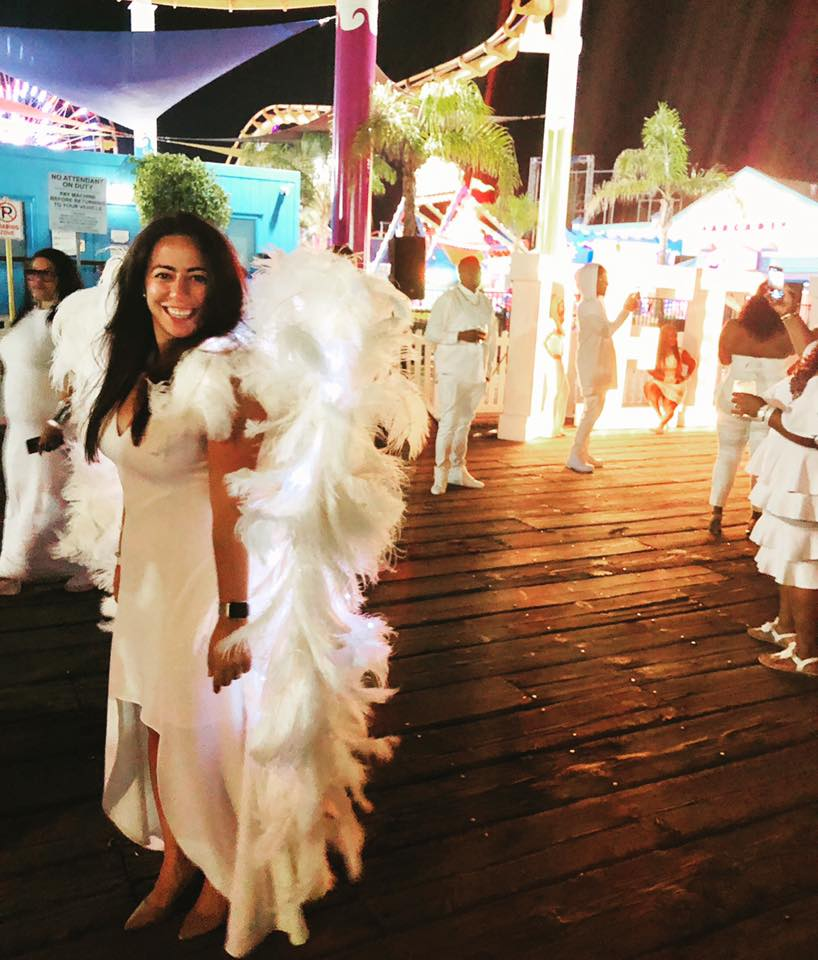 Q&A with Dîner en Blanc International Co-Founder, Sandy Safi