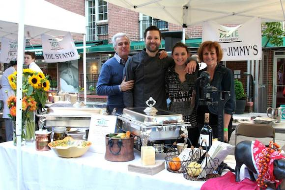 The Second Annual Taste Of Gramercy