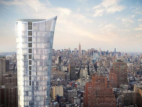 101 Murray To Host Tribeca's Future Skyscraper