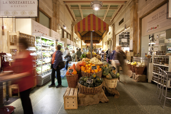Eataly Moves Further Downtown Downtown Magazine