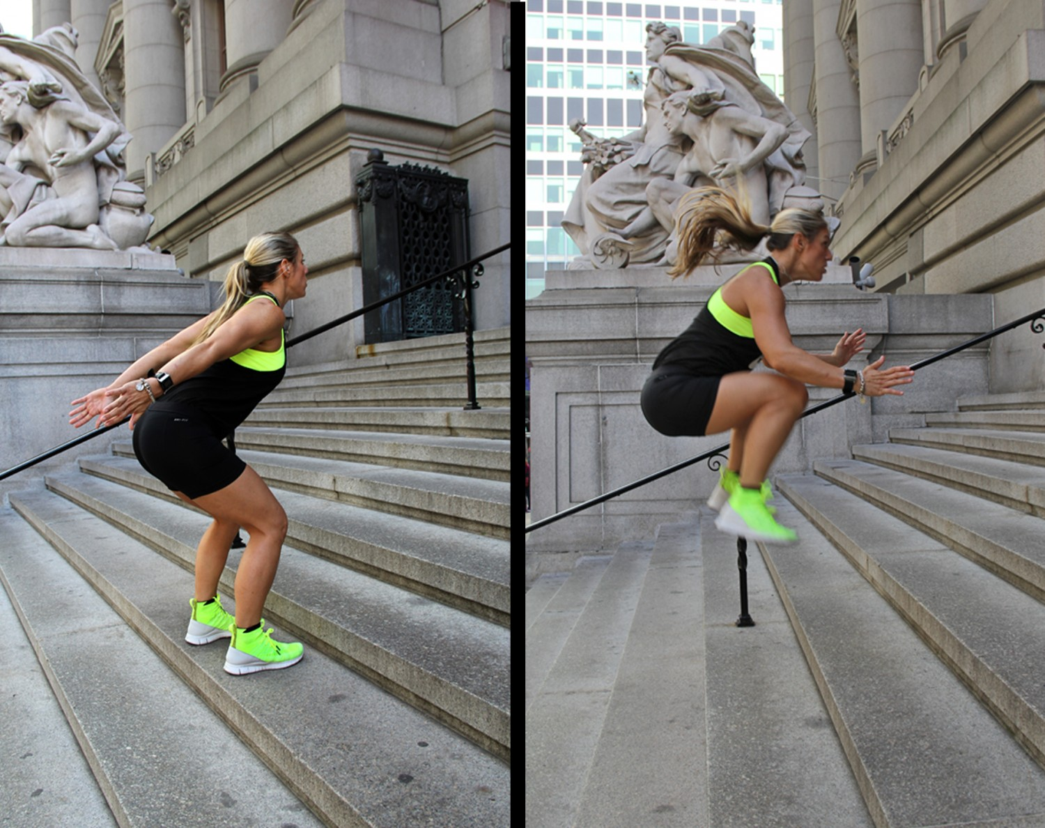 3 Steps To The Perfect Stair Training Workout - Downtown ...