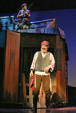Theodore Bikel in Fiddler on the Roof