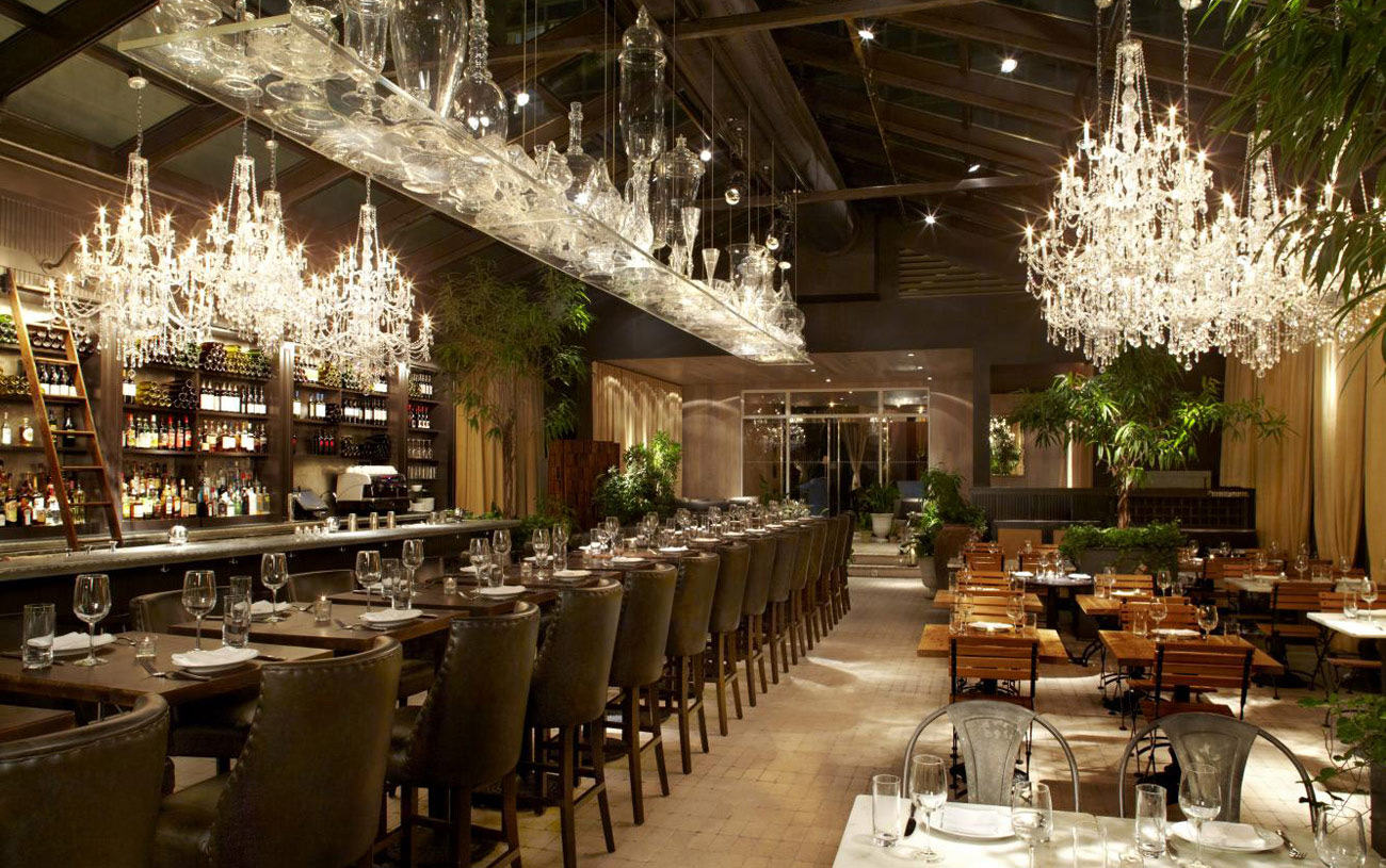 Mondrian New York Restaurant
