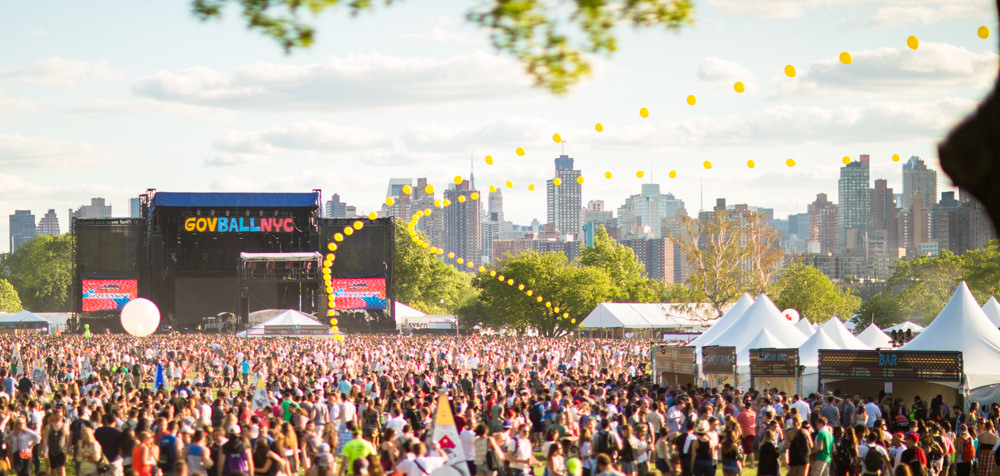 8 Rules To Surviving Governors Ball 2015
