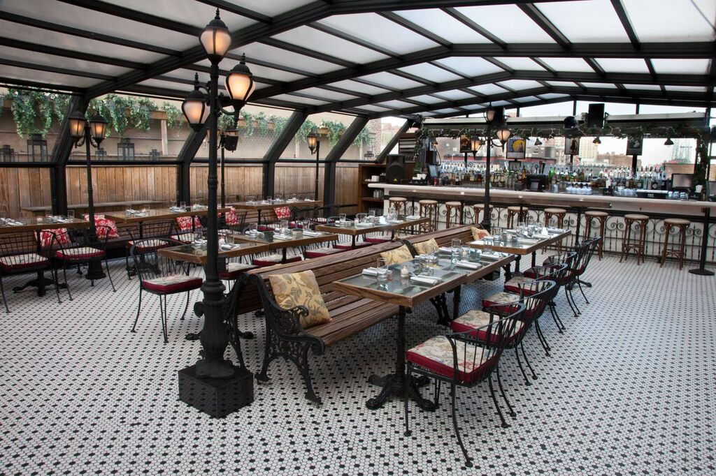 Hotel Chantelle Has All The Elements For A Fun Night Out Downtown Magazine NYC