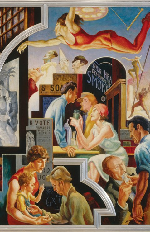 The Met Celebrates the American Images of Thomas Hart Benton