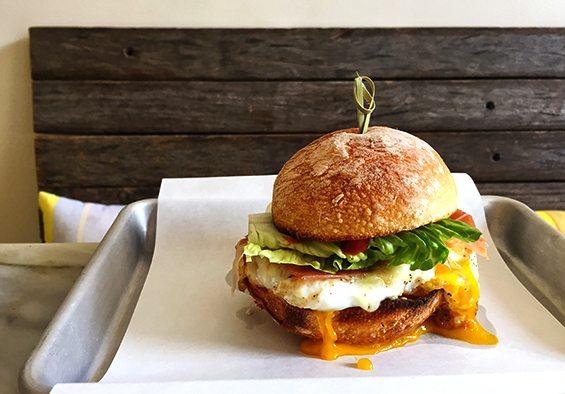 Breakfast Sandwich-Only Eatery BEC Opens in Chelsea