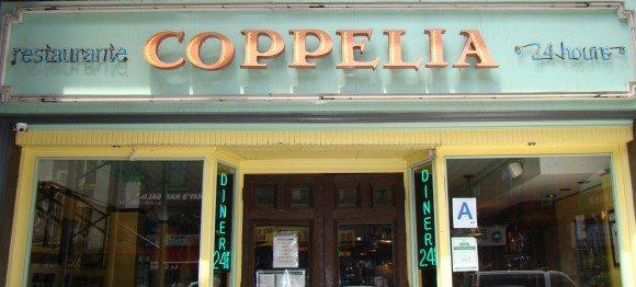 Coppelia Serves Latin Dishes 24/7