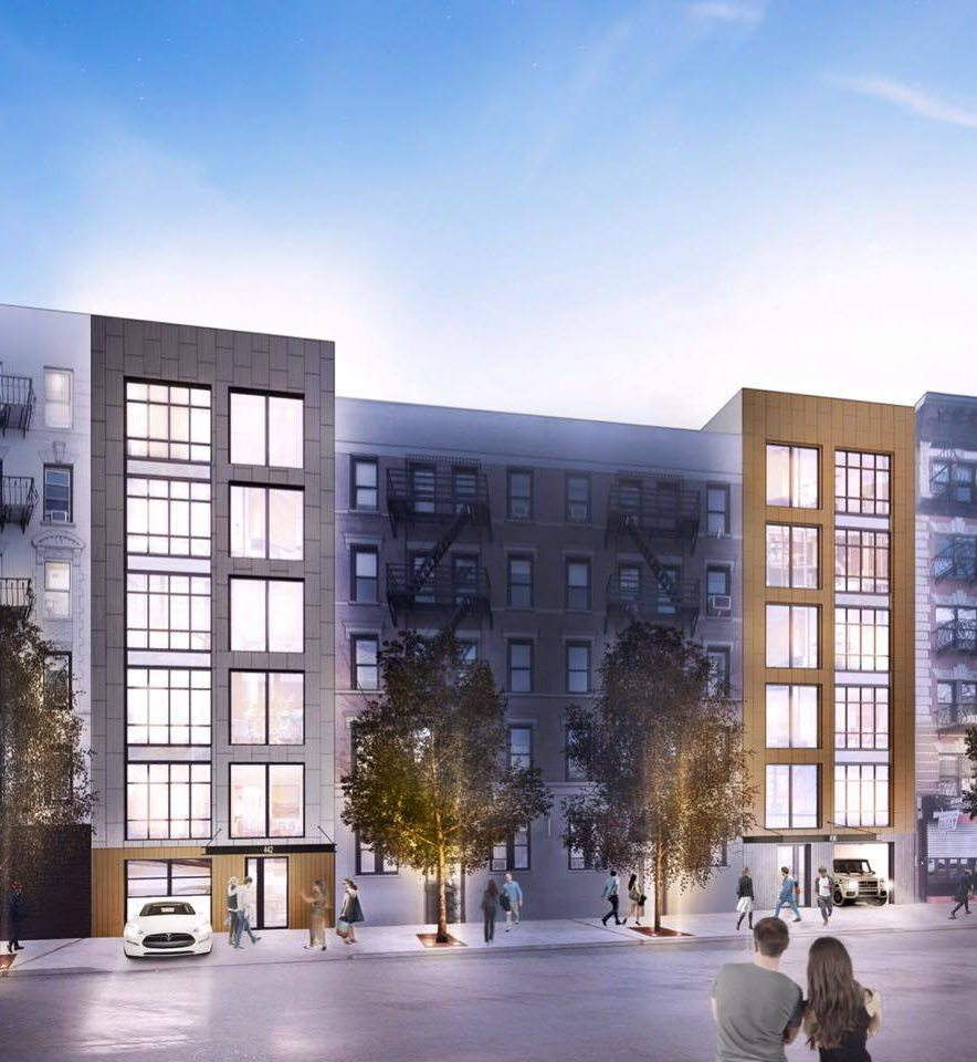 Luxury Apartment: Luxury Apartment Buildings Coming To East Village