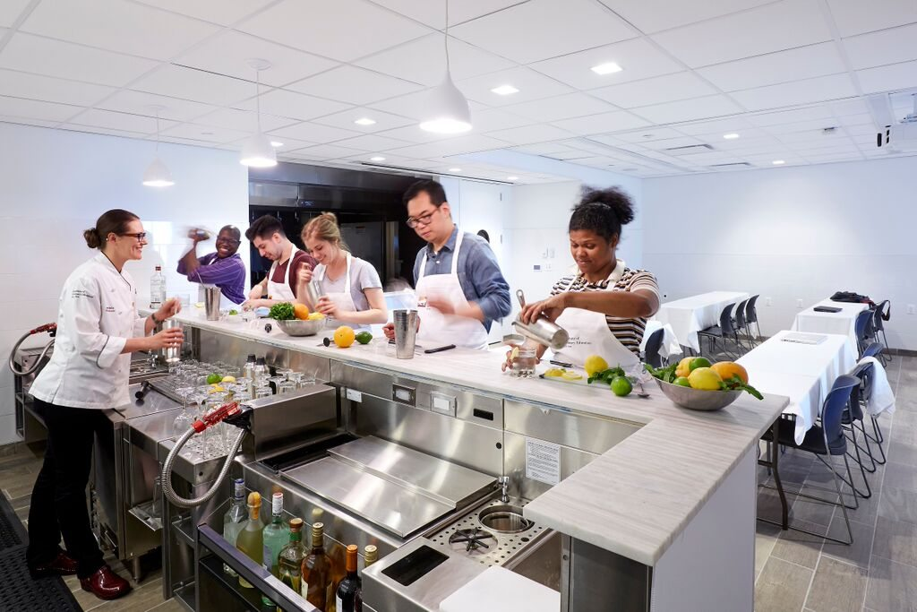 The Institute of Culinary Education has a New Home in Brookfield Place