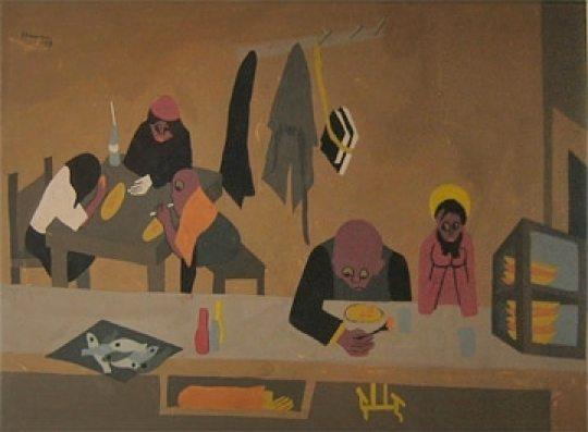 "Black History Is Restored to Life at MoMa's ""One Way Ticket: Jacob Lawrence Migration Series"""