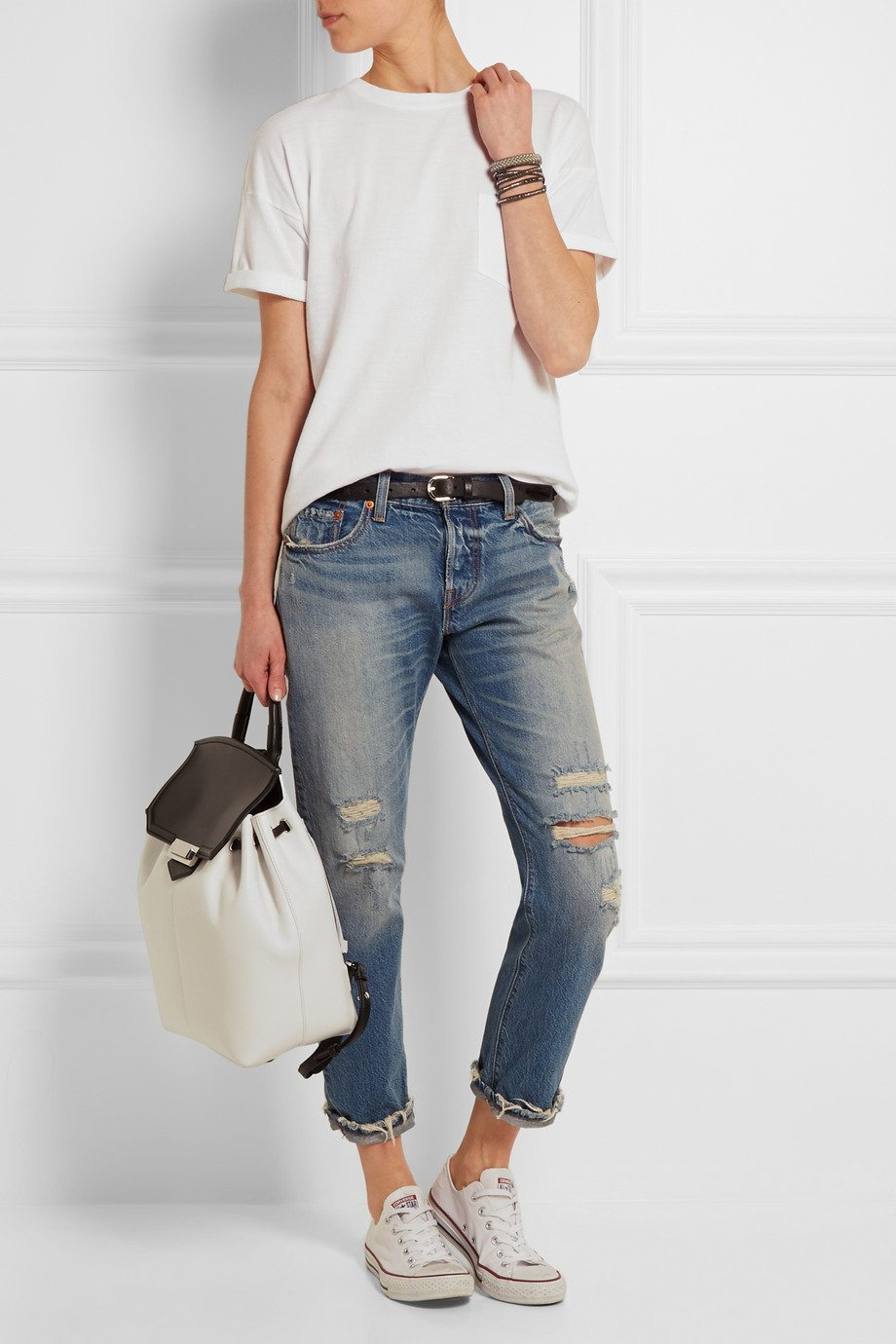 The Plain White T-shirt