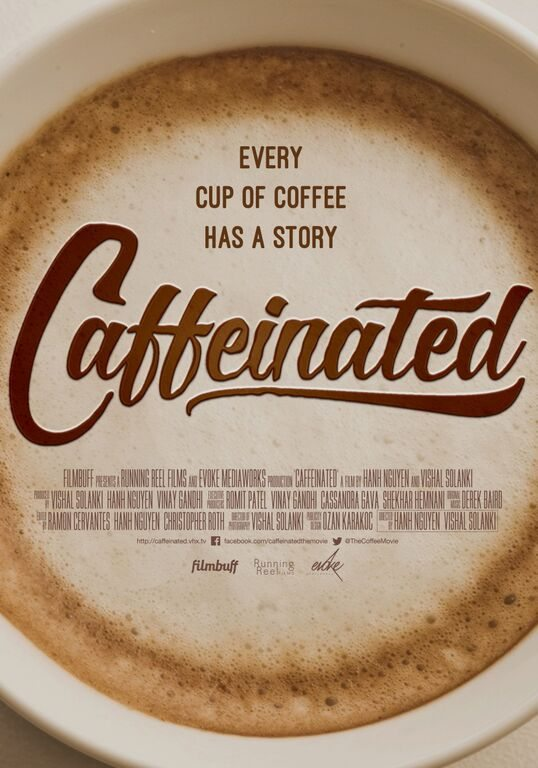 """Caffeinated"" Directors Vishal Solanki & Hanh Nguyen talk about coffee, their new film"
