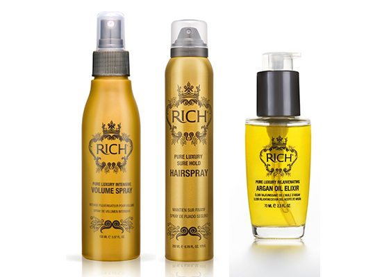 Beauty Trend Alert: Rich Hair Care De-Frizz Oil