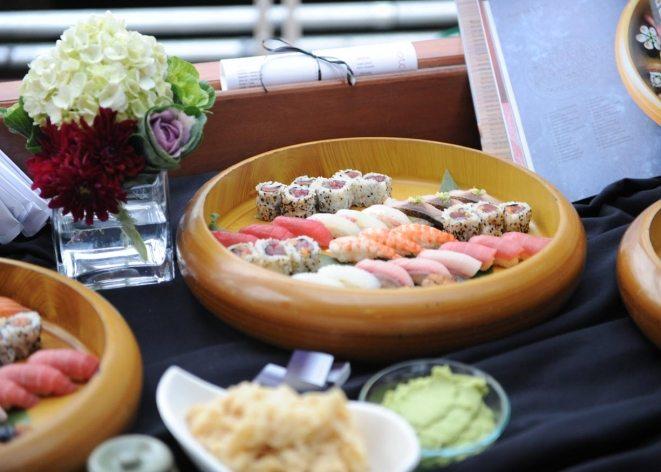 Iron Chef Morimoto's NYC Sushi and Sake Sunset Sail
