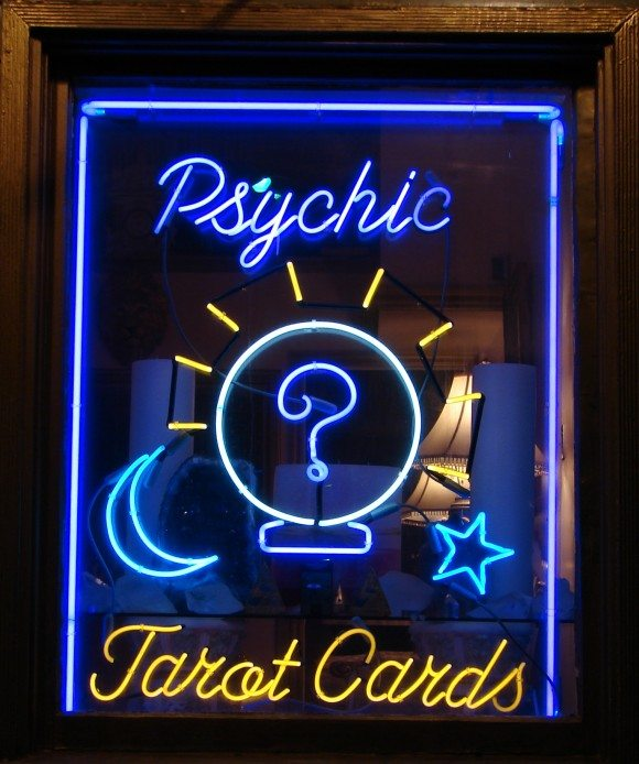 Downtown's Psychic Scene: A Promising Future
