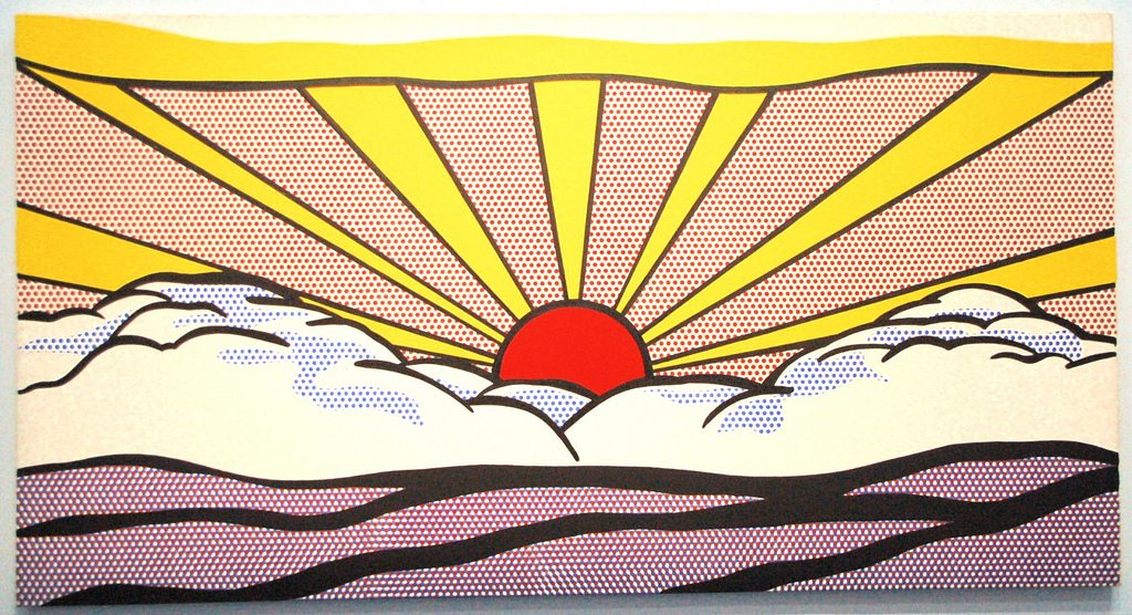 See A Monumental Lichtenstein Resurrection Before It's Destroyed