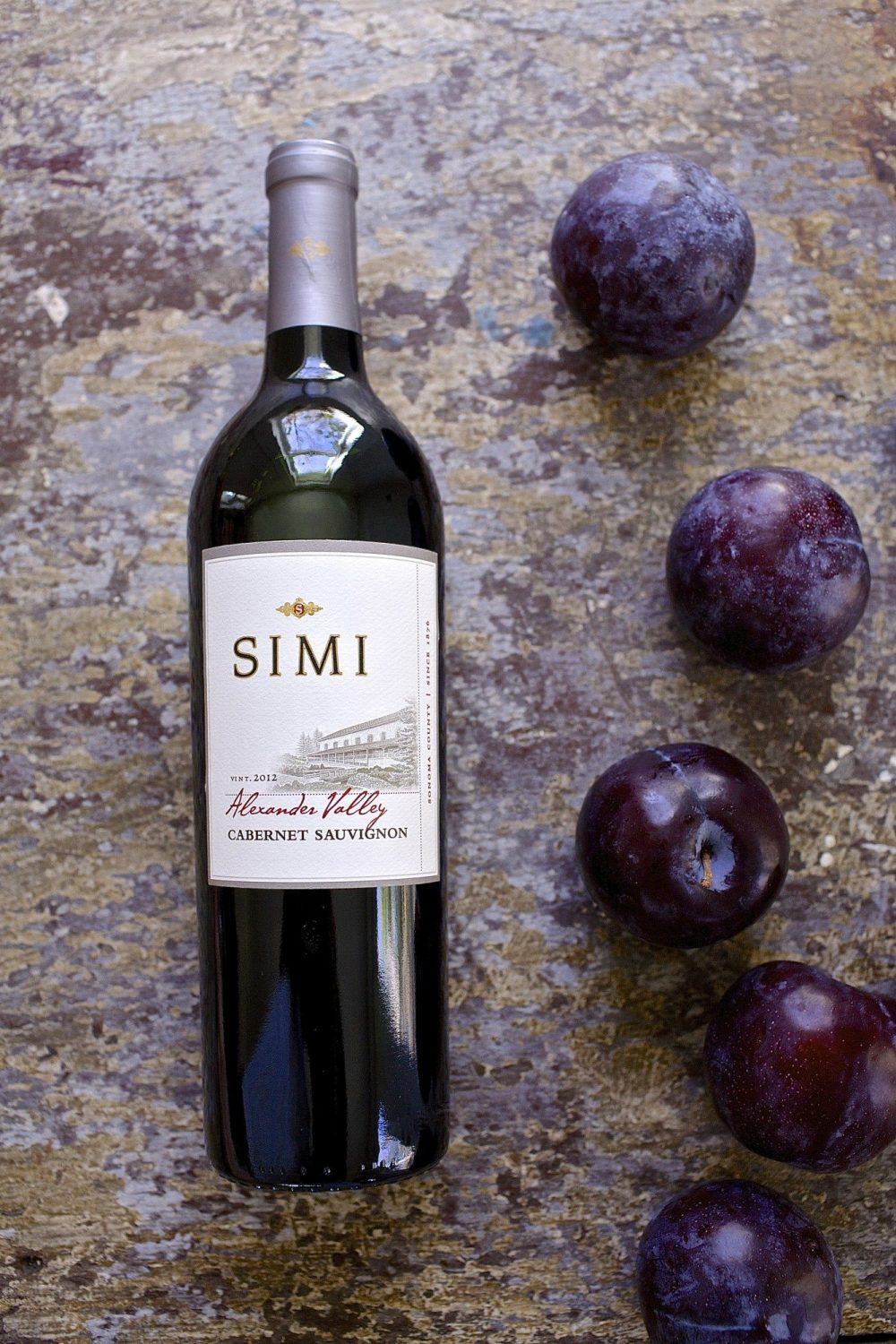 Kick off Fall with this SIMI Cabernet Sauvignon-Infused Plum Butter Recipe!