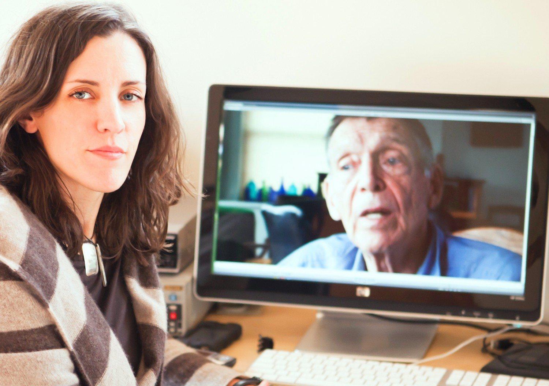 """Paul Taylor: Creative Domain"" director Kate Geis talks film, dance and New York"