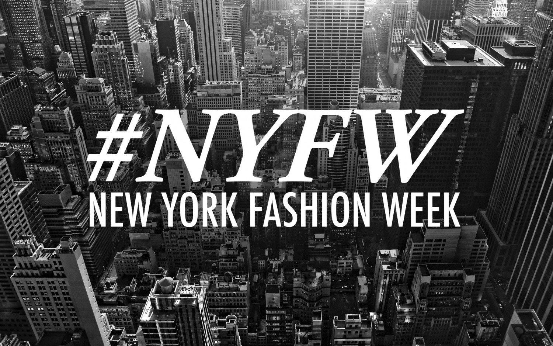 New York Fashion Week Begin's In One Week!