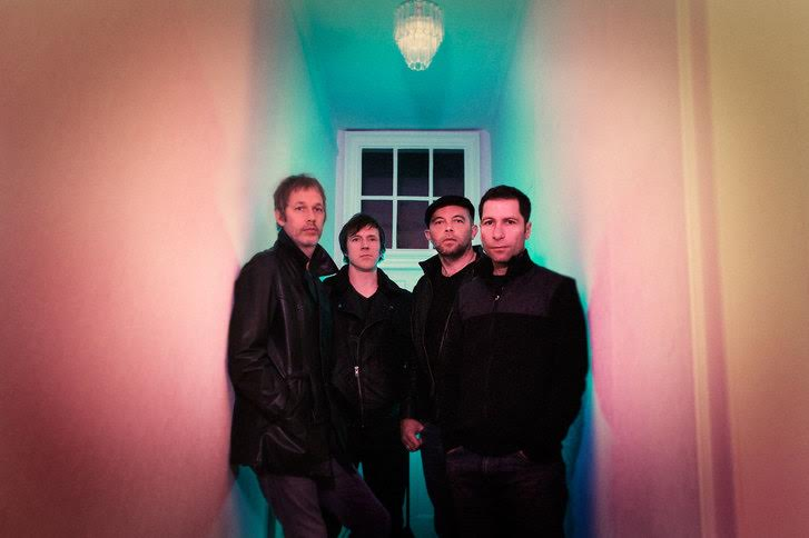Ride's Andy Bell talks Irving Plaza shows, Oasis and old New York