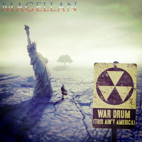 war drum this aint america
