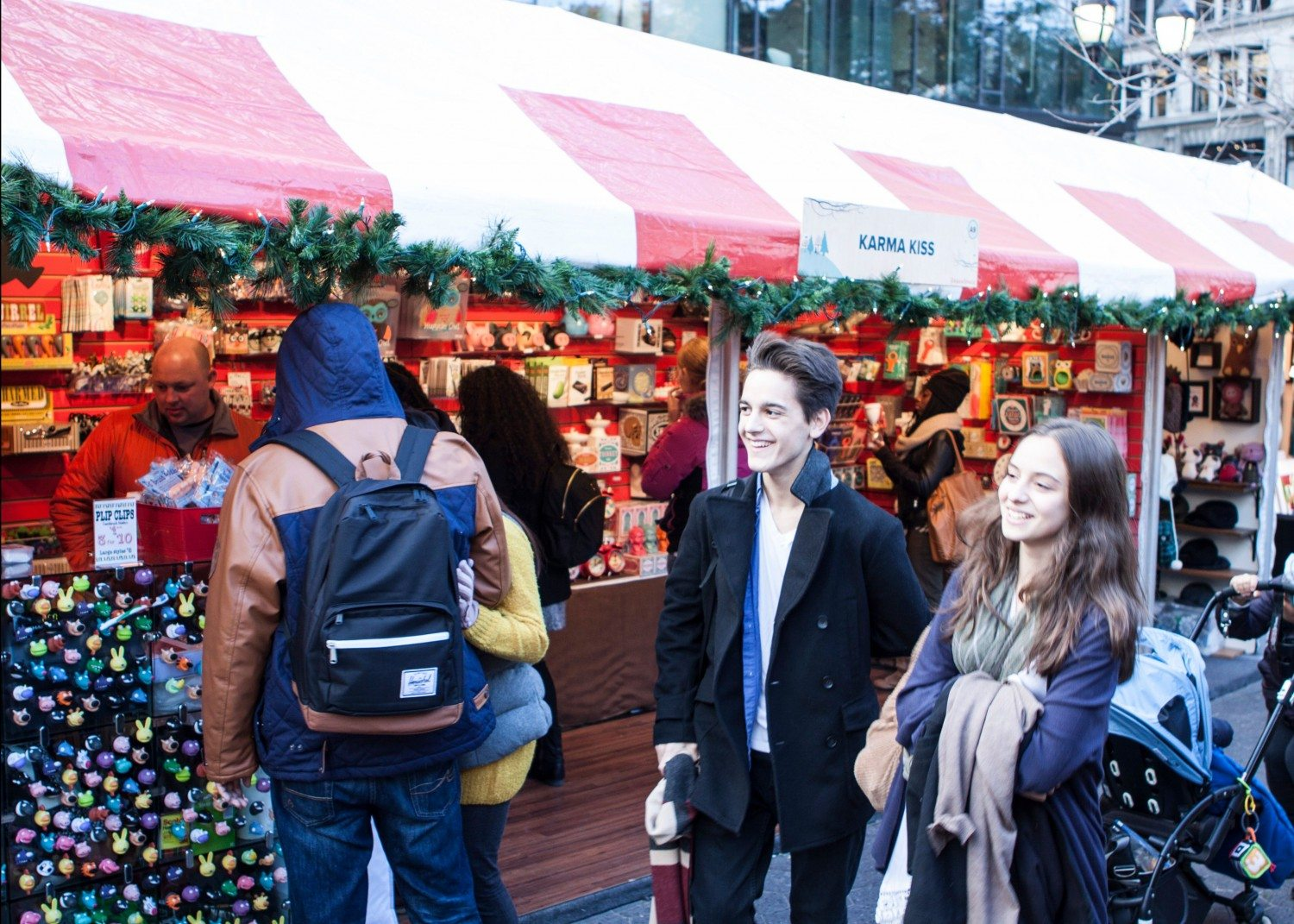 Holiday Markets of New York – Where to Get Your Cheer On