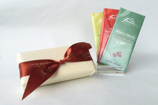 Forte Chocolate is one of the vendors on Direct Eats, Photo Courtesy of Direct Eats
