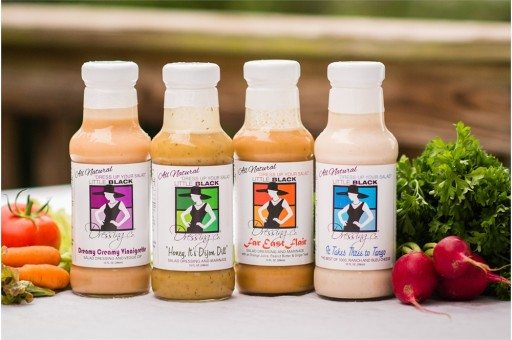 Little Black Dressing Company, Photo Courtesy of Direct Eats