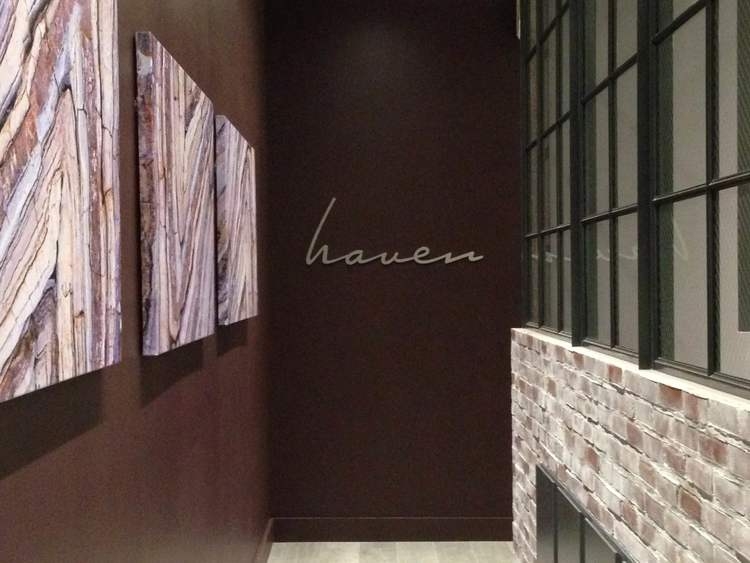 Haven Spa for the Holiday Stress
