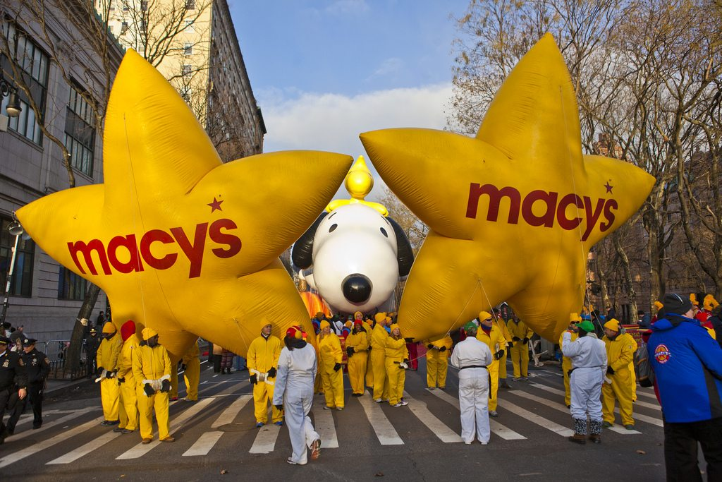 Macy's Day Parade to Feature Three New Balloons