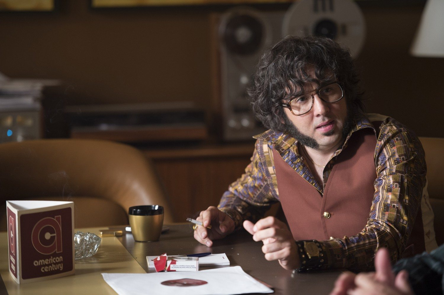 P.J. Byrne as Scott Levitt.  Photo: Macall B. Polay/HBO