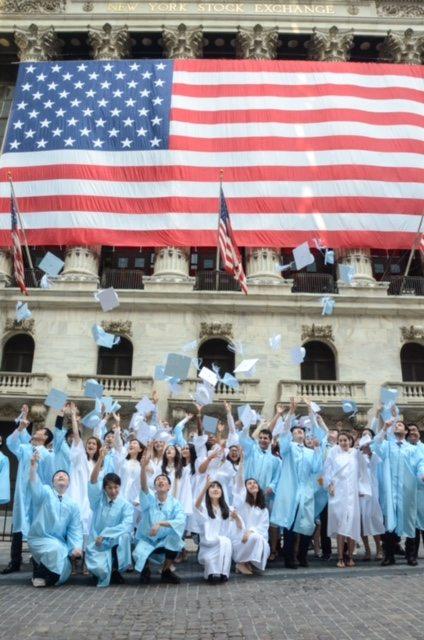 Léman Manhattan Preparatory School Celebrates Its Fourth Graduating Senior Class