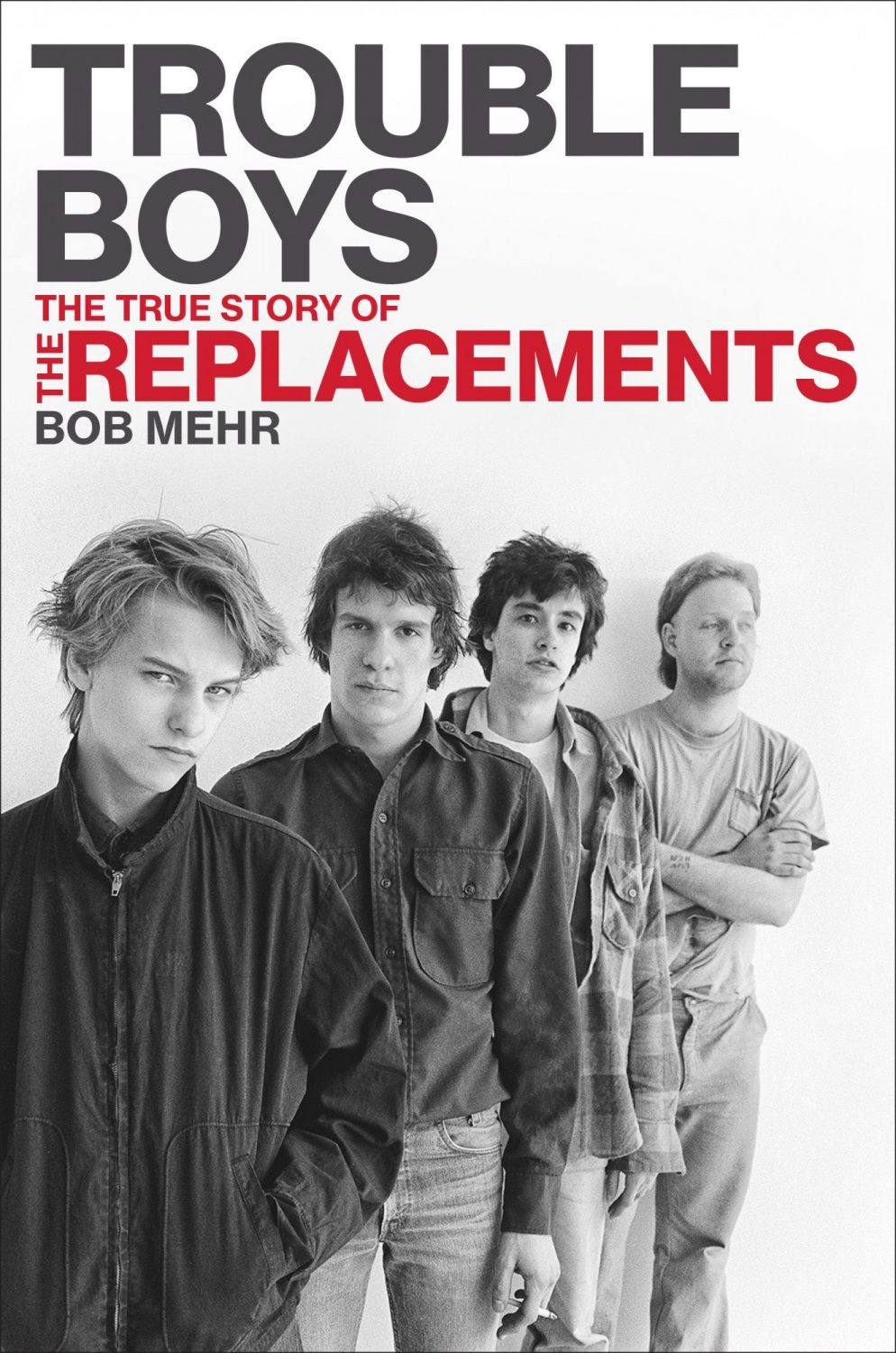 """""""Trouble Boys"""" author Bob Mehr to appear at The Strand Bookstore on Jun. 8, talks Replacements and more"""