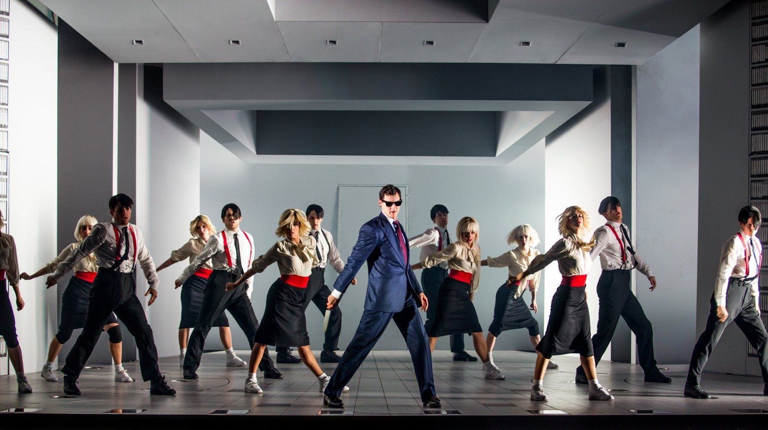 "8 Reasons To See ""American Psycho"" Before It Closes On Broadway"