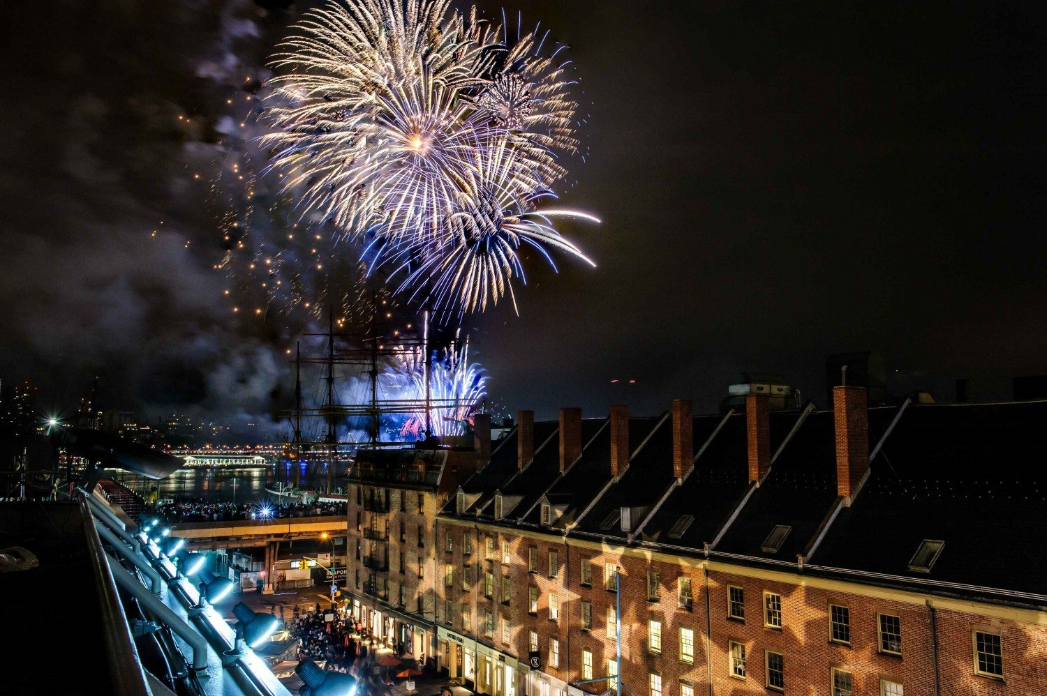 South Street Seaport GM Phillip St. Pierre on Jul. 3 & 4's Festival Of Independence, 4Knots on Jul. 9, VICE, and more