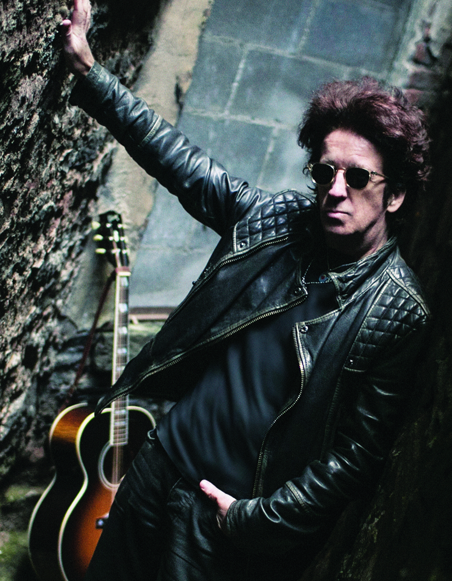 "VIDEO PREMIERE: Willie Nile premieres new music video ""Hell Yeah"" via Downtown, to play Brooklyn Bowl on Jul. 14"