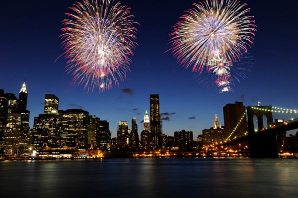 Where to Watch The Fireworks This 4th of July