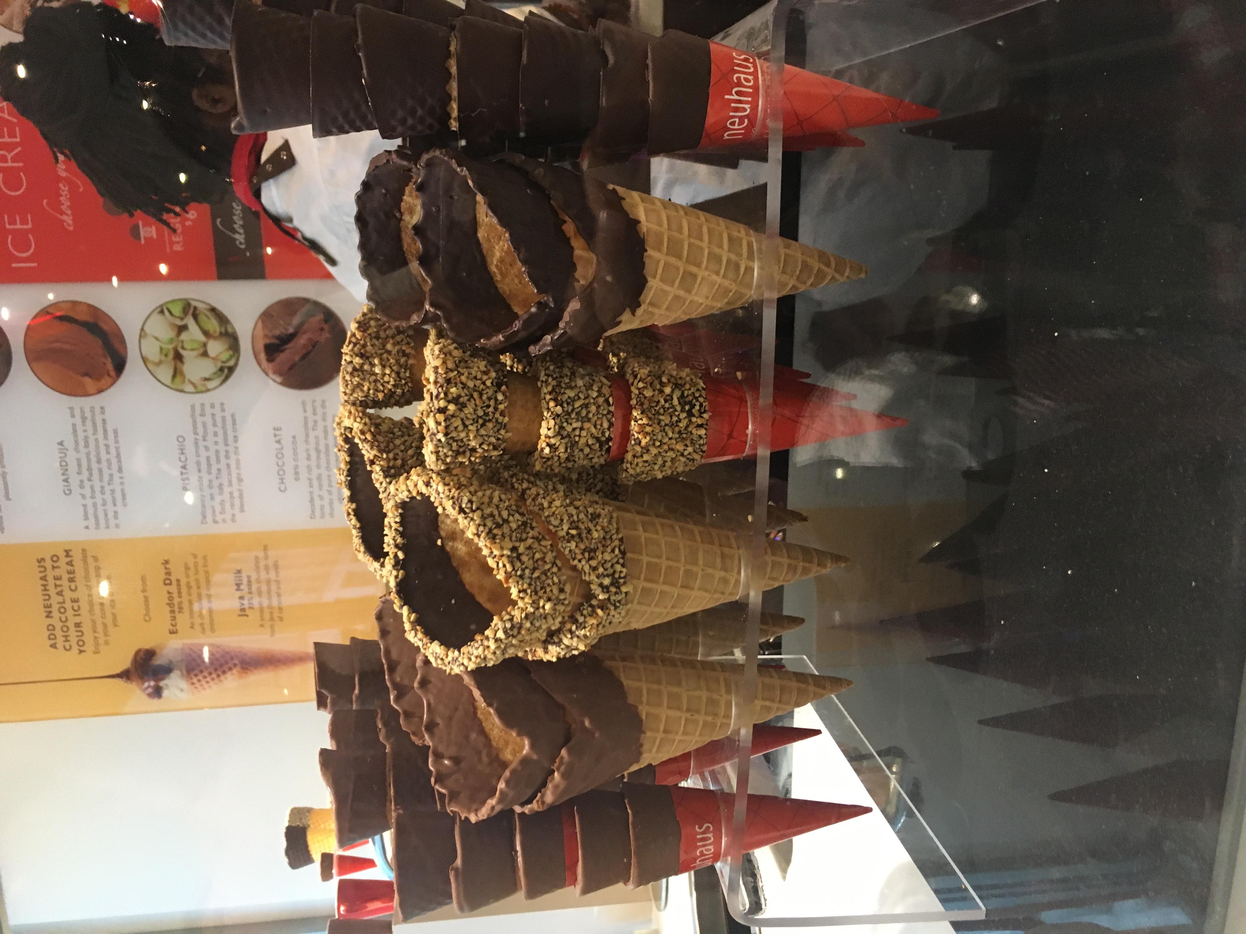 Downtown Celebrates National Ice Cream Day at Neuhaus - Downtown ...