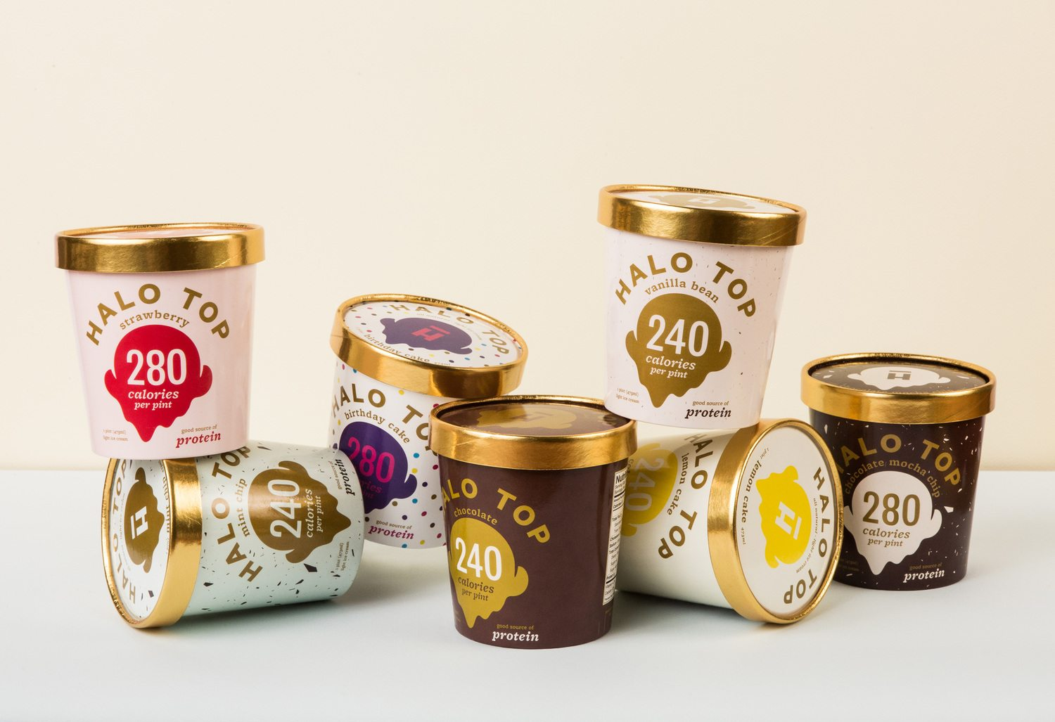 HALO TOP Ice Cream Is Better Than We Could Have Ever Imagined