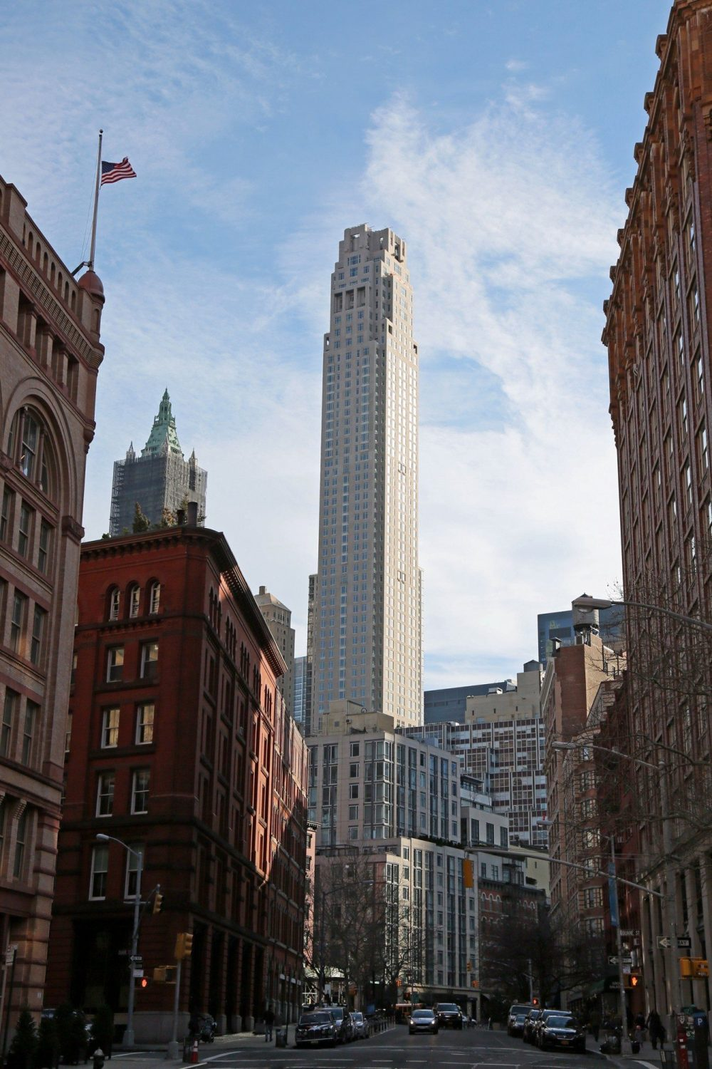 30 Park Place, As Designed By Robert A.M. Stern Architects, Celebrates New Milestones