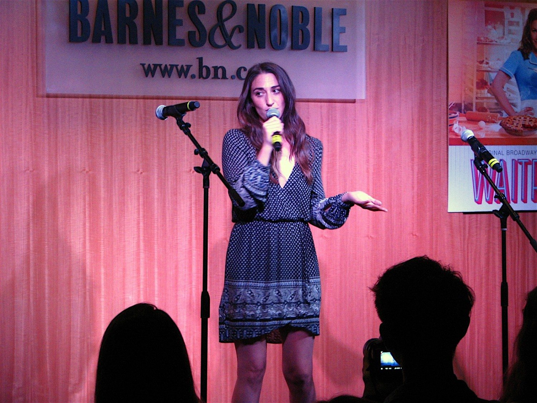 Sara Bareilles / Photo by Gina Ciliberto
