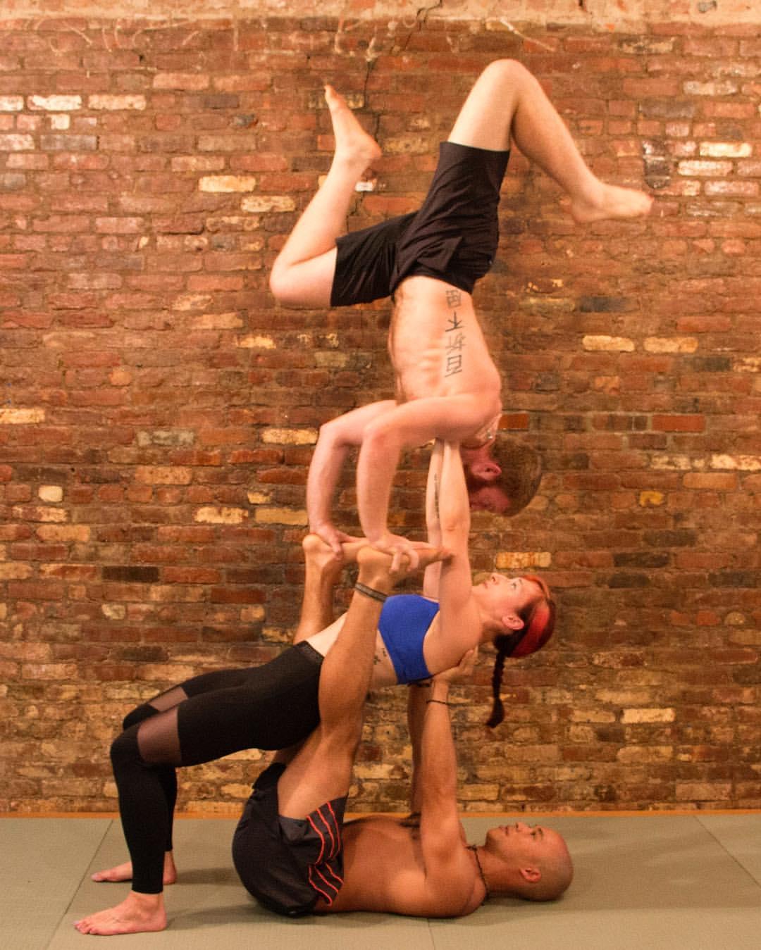 Emily Lesinski, Jeremy Martin & Laura Doyle at Warrior Bridge
