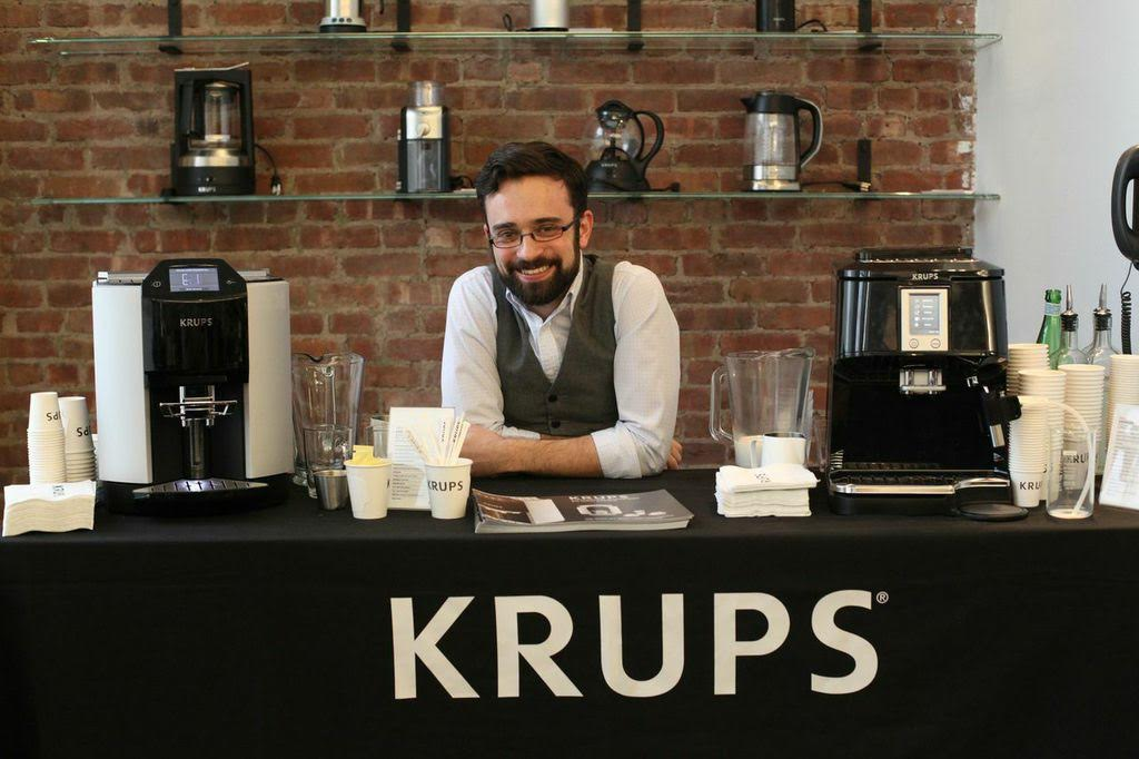 Sam Lewontin talks Krups, Everyman Espresso, and all things coffee to Downtown